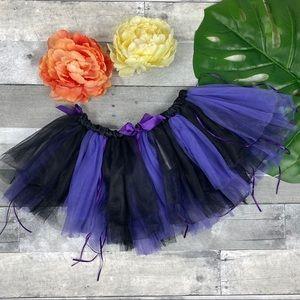 Hot topic Halloween tutu skirt one size